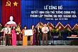 Công Bố Quyết Định Thành Lập Trường Đại Học Khánh Hòa