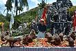 Độc Đáo Lễ Hội Hoa Quả Sơn Trên Đảo Khỉ - Nha Trang