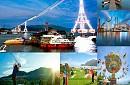 Hành Trình - Vinpearl Land - YangBay 4N3D Từ Hồ Chí Minh Dịp Tết Dương 2017