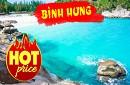Tour Du Lịch 1 Ngày Khám Phá Bình Hưng - Ốc Đảo Thiên Nhiên