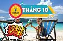 TOUR HÀ NỘI - NHA TRANG - VINPEARL LAND 4N3Đ Tháng 10, Tháng 11 TRỌN GÓI VÉ MÁY BAY