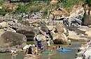 VNT 18. Tour suối Thạch Lâm- Waterland 1 ngày