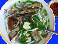 Bánh Canh Lòng Cá Ngừ Nha Trang