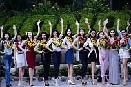 Du Lịch Nha Trang:Thí Sinh Hoa Hậu Hoàn Vũ Đã Có Mặt Tại Nha Trang
