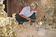 Làng Đúc Đồng Phú Lộc Tây