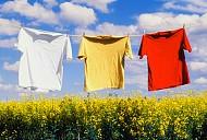 Mẹo giặt quần áo nhanh khô khi đi du lịch