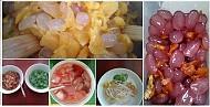 Những Món Ăn Mát Lạnh Từ Hạt Đác Nha Trang