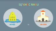 Những Nhận Xét Thú Vị Về Sự Khác Biệt Giữa Hà Nội Và Hồ Chí Minh