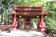 Pháp Viện Thánh Sơn - Ngôi Chùa Mang Kiến Trúc Ấn Độ - Myanmar