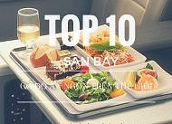 Top 10 Sân Bay Có Đồ Ăn Ngon Nhất Thế Giới