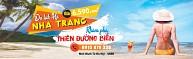 Tour Hà Nội/HCM - Nha Trang - Vịnh Nha Phu 4N3Đ Giá Cực Sốc Mùa Hè 2017