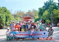 VNT 32 Nha Trang - Vinpearlland - Đầm Nha Phu - Đảo Khỉ - Suối Hoa Lan - Tắm Bùn 3 Ngày 2 Đêm