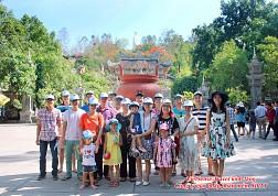VNT11. Tour Du Lịch Nha Trang Khám Phá Miệt Vườn Nhân Tâm
