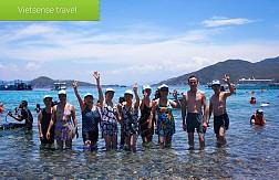 Tour Du Lịch Nha Trang – Khu DL Hòn Tằm – Suối Khoáng Thạch Lâm/Wonder Park