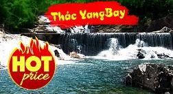 TOUR DU LỊCH NHA TRANG - THÁC YANGBAY 1 NGÀY