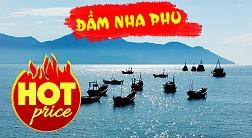 TOUR DU LỊCH NHA TRANG 1 NGÀY THĂM QUAN ĐẦM NHA PHU