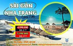 Tour Nha Trang Từ Sài Gòn Tết Dương 2016 - 3N2D Bao Vé Máy Bay