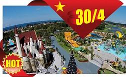 Tour Du Lịch Nha Trang 4N3D Từ Hồ Chí Minh GIảm Giá Dịp 30/4 (Bao Gồm Vé Máy Bay)