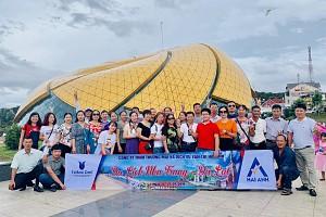 Hình Ảnh Đoàn Tour Nha Trang - Đà Lạt 23 - 27/7/2019 - Công Ty Hải Anh