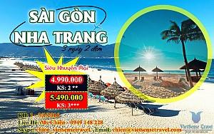 Hành Trình Từ Sài Gòn Tết Dương 2016 - 3N2D Bao Vé Máy Bay