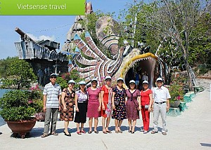 Hành Trình Nghỉ Tại Six Senses Ninh Vân Bay Resort