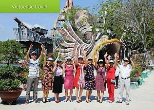 VNT13. Tour Vịnh Vân Phong Nha Trang
