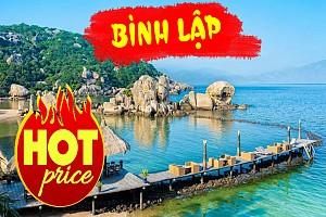Tour 1 Ngày: Đảo Bình Lập Nha Trang -