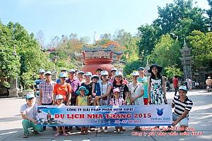 Tour Du Lịch Nha Trang - Đà Lạt 5N4D