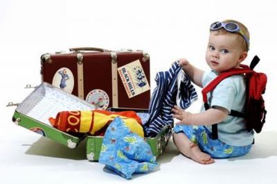 9 Điều Cần Và Đủ Trong Mỗi Chuyến Du Lịch Cùng Trẻ Nhỏ