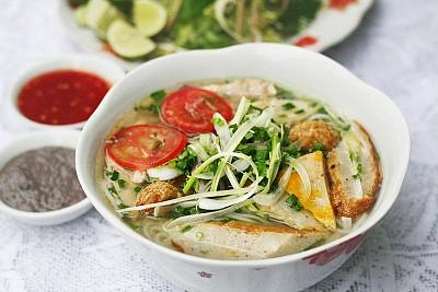 Bát Bún Ở Nha Trang