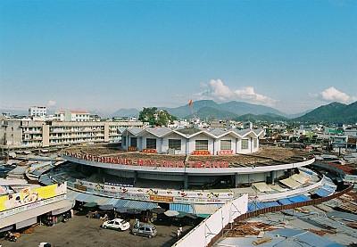 Chợ Đầm – Trung tâm thương mại lớn nhất Nha Trang