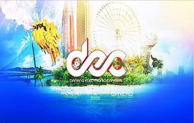 Danang Electronic Carnival - Đêm Hội Âm Nhạc Điện Tử Quốc Tế Đầu Tiên Ở Việt Nam