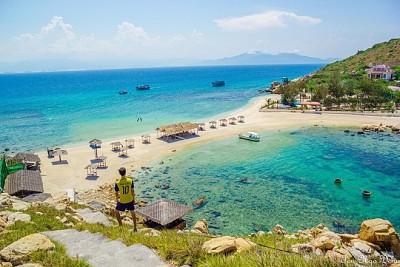 Đảo Yến - Độc Đáo Bãi Tắm Đôi Duy Nhất Ở Việt Nam