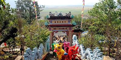Di tích lịch sử văn hóa Am Chúa Khánh Hòa
