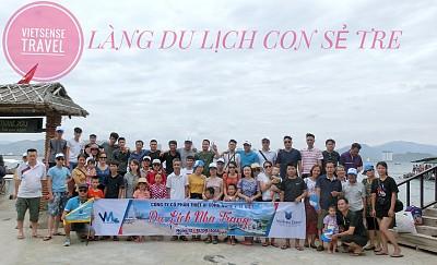 Đoàn khách Công ty cổ phần thiết bị công nghệ y tế Việt