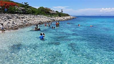Du lịch Nha Trang hút khách mùa cao điểm