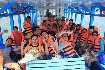 Du lịch tour 4 đảo Nha Trang