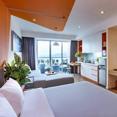Ghé thăm khách sạn – căn hộ mới tinh tại Nha Trang