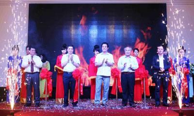 Khai trương Khách sạn Champa Island Nha Trang