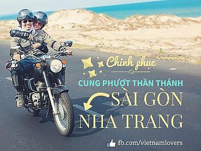 Kinh Nghiệm Chinh Phục Cung Phượt Thần Thành: Sài Gòn - Nha Trang