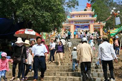 Lễ hội Am Chúa – Nha Trang