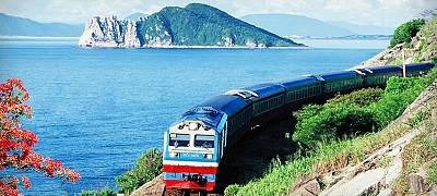 Nha Trang Mở Bán 1000 Vé Tàu Chuyến Nha Trang - Huế Giá 10000Đ Nhân Dịp Khai Trương