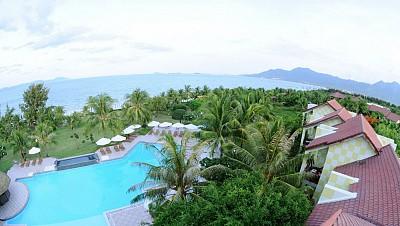 Những con số ấn tượng về du lịch nghỉ dưỡng ở Nha Trang