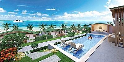 Những khu Resort 5 sao hot nhất ở Cam Ranh
