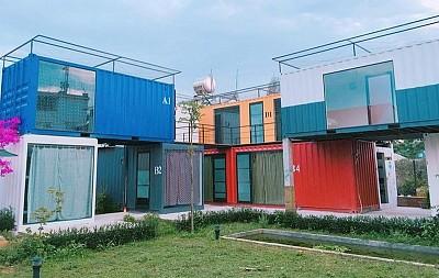 Packo Hostel - Khách Sạn Container Đầy Sắc Nghệ Thuật Ở Đà Nẵng
