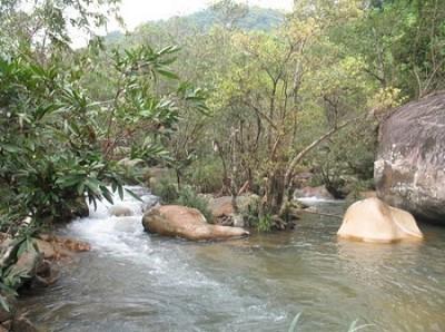 Suối Ba Hồ Khánh Hòa