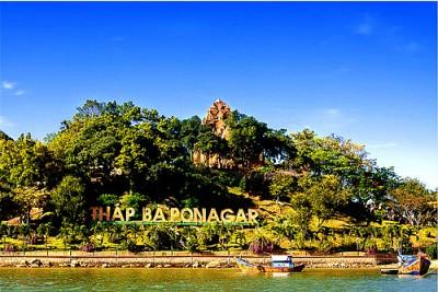 Tháp Bà Ponagar Nha Trang - Khánh Hòa