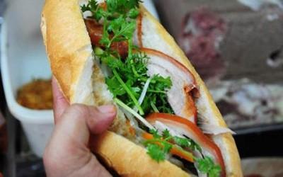Tổng Hợp Các Xe Bánh Mì Ngon Cho Bữa Sáng Ở Nha Trang