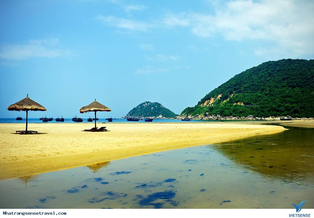Bai Bien Dai Lanh, Bãi biển Đại Lãnh