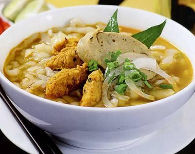 Bánh Canh Chả Cá,Banh Canh Cha Ca